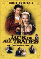 JACK OF ALL TRADES: COMPLETE SERIES (3PC) DVD