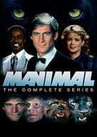 MANIMAL: THE COMPLETE SERIES (3PC) (3 PACK) DVD
