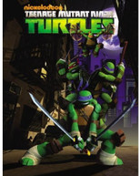TEENAGE MUTANT NINJA TURTLES: RISE OF THE TURTLES DVD
