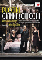 PUCCINI / PLACIDO  DOMINGO - GIANNI SCHICCHI DVD