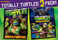 TEENAGE MUTANT NINJA TURTLES: RISE OF TURTLES DVD