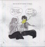 FOXYGEN - TAKE THE KIDS OFF BROADWAY VINYL