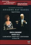 R. STRAUSS SILLS WATSON BSO LEINSDORF - ARIADNE AUF NAXOS DVD