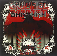 CRUCIFIED BARBARA - IN THE RED VINYL
