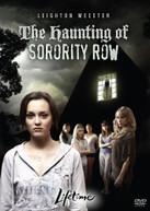 HAUNTING OF SORORITY ROW DVD