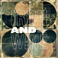 IRON & WINE - AROUND THE WELL VINYL