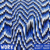 MARCUS MARR / CHET  FAKER - WORK (EP) VINYL