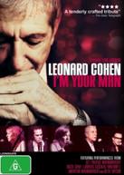 LEONARD COHEN: I'M YOUR MAN (2005) DVD