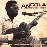 ANGOLA SOUNDTRACK VARIOUS VINYL