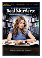 REAL MURDERS: AN AURORA TEAGARDEN MYSTERY (2PC) DVD
