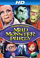 MAD MONSTER PARTY (SPECIAL) DVD