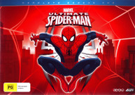 ULTIMATE SPIDER-MAN: SEASON 1 COLLECTOR'S GIFT SET (LIMITED RELEASE) (2012) DVD