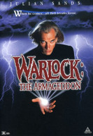 WARLOCK: THE ARMAGEDDON DVD