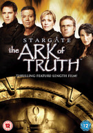 STARGATE ARK OF TRUTH (UK) DVD