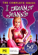 I DREAM OF JEANNIE: 50TH ANNIVERSARY BOX SET (1965) DVD