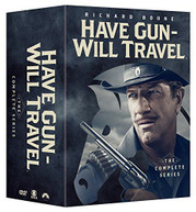 HAVE GUN WILL TRAVEL: THE COMPLETE SERIES (35PC) DVD