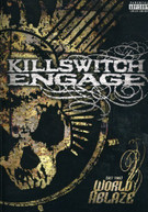 KILLSWITCH ENGAGE - SET THIS WORLD ABLAZE DVD