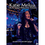 KATIE MELUA - KATIE MELUA WITH THE STUTTGART PHILHARMONIC ORCHESTRA - DVD