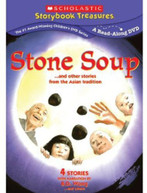 STONE SOUP & OTHER STORIES FROM ASIAN TRADITION DVD