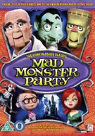 MAD MONSTER PARTY (UK) DVD
