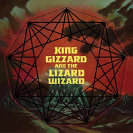 KING GIZZARD & THE LIZARD WIZARD - NONAGON INFINITY VINYL