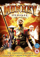 MONKEY MAGIC (UK) DVD