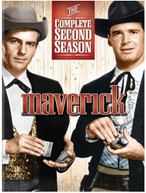 MAVERICK: THE COMPLETE SECOND SEASON (6PC) DVD