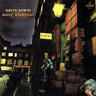 DAVID BOWIE - RISE & FALL OF ZIGGY STARDUST & SPIDERS FROM MARS VINYL