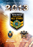 NRL RUGBY LEAGUE ALL STARS 2013 (2013) DVD