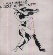 LAURA MARLING - CREATURE I DON'T KNOW - VINYL