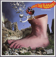 MONTY PYTHON - MONTY PYTHON'S TOTAL RUBBISH! THE COMPLETE COLLECTION VINYL