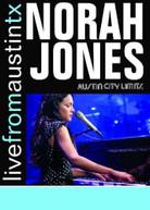 NORAH JONES - LIVE FROM AUSTIN TX - DVD