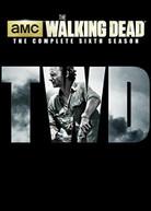WALKING DEAD: SEASON 6 (5PC) DVD
