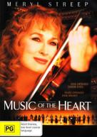 MUSIC OF THE HEART (1999) DVD