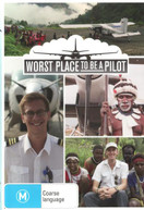 WORST PLACE TO BE A PILOT (2014) DVD