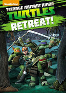TEENAGE MUTANT NINJA TURTLES: RETREAT DVD