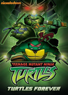 TEENAGE MUTANT NINJA TURTLES: TURTLES FOREVER DVD