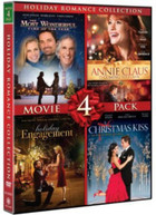 HOLIDAY ROMANCE COLLECTION: MOVIE 4 PACK (2PC) DVD