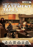 LOST SONGS: THE BASEMENT TAPES CONTINUED VARIOUS DVD