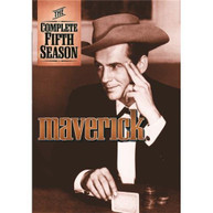 MAVERICK: THE COMPLETE FIFTH SEASON (3PC) DVD