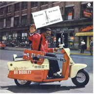 BO DIDDLEY - HAVE GUITAR WILL TRAVEL (BONUS TRACKS) VINYL