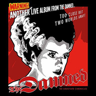 DAMNED - ANOTHER LIVE ALBUM FROM THE DAMNED VINYL