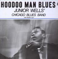 JUNIOR WELLS - HOODOO MAN BLUES (REISSUE) VINYL