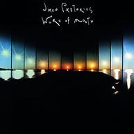JACO PASTORIUS - WORLD OF MOUTH (IMPORT) VINYL