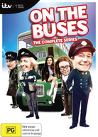 ON THE BUSES: COMPLETE COLLECTION (1969) DVD