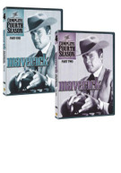 MAVERICK: COMPLETE FOURTH SEASON (MOD) DVD