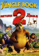 JUNGLE BOOK: RETURN 2 THE JUNGLE DVD