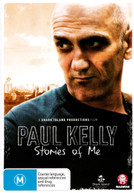 PAUL KELLY: STORIES OF ME (2012) DVD