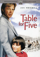 TABLE FOR FIVE (WS) DVD