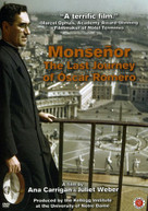 MONSENOR: THE LAST JOURNEY OF OSCAR ROMERO (WS) DVD